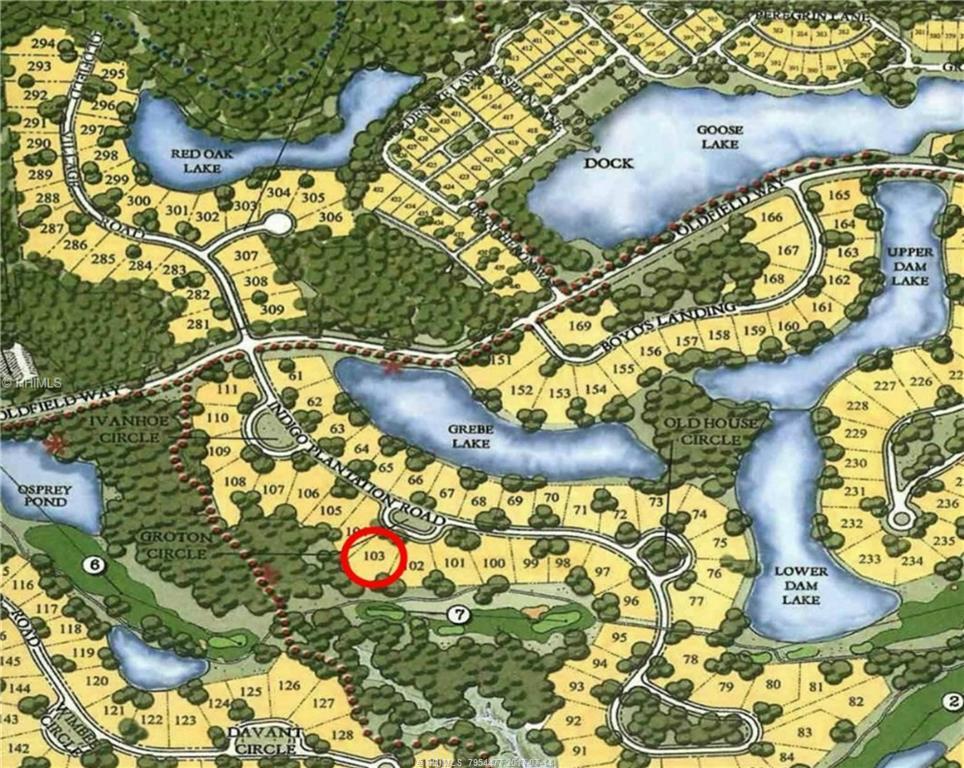 4 Groton Circle, Okatie, SC 29909