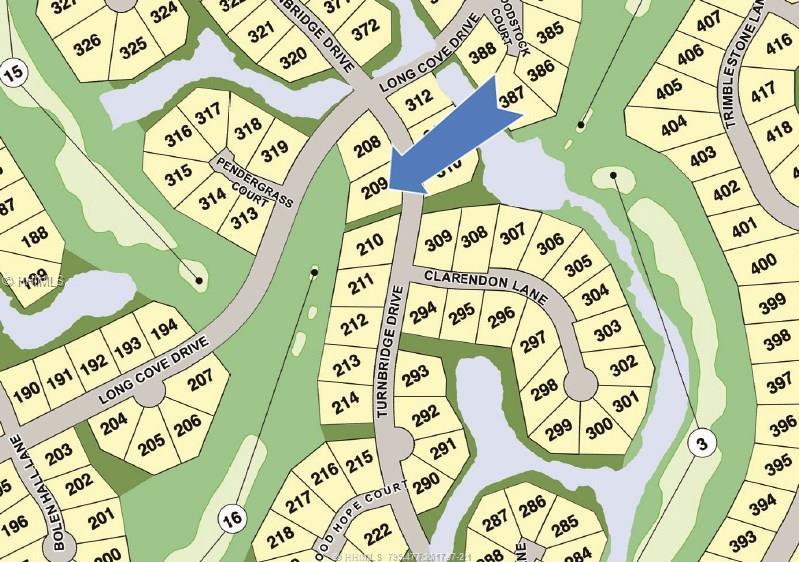33 Turnbridge Drive, Hilton Head Island, SC 29928