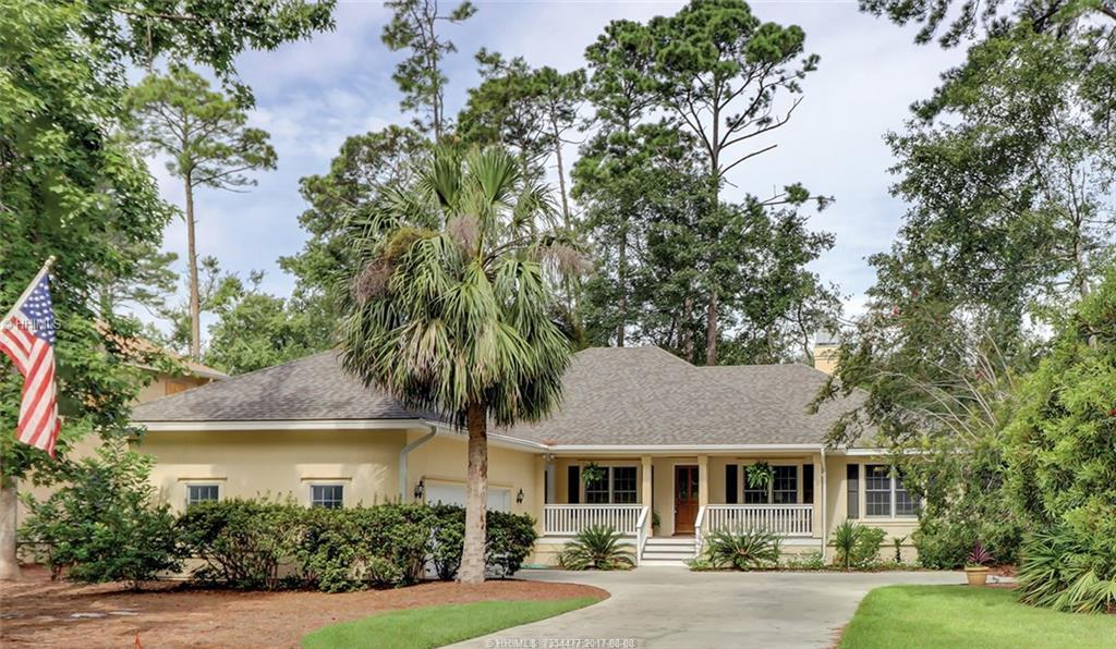 245 Fort Howell Drive, Hilton Head Island, SC 29926