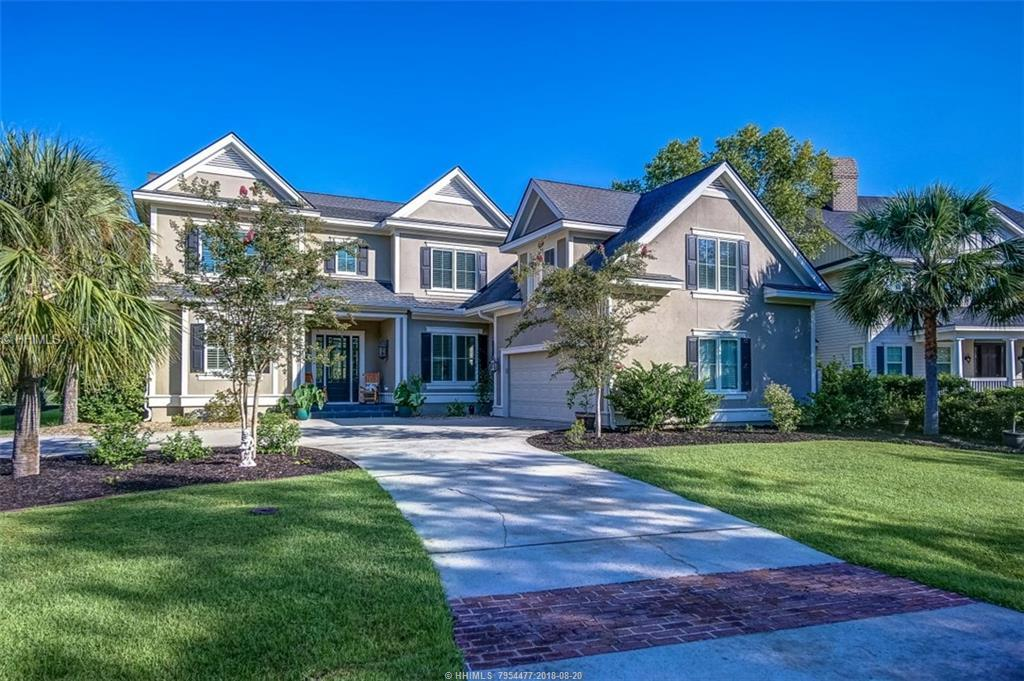 3 Chestnut Lane, Hilton Head Island, SC 29926