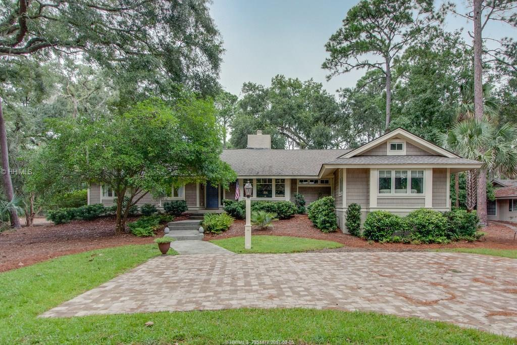 6 Greenwood Court, Hilton Head Island, SC 29928