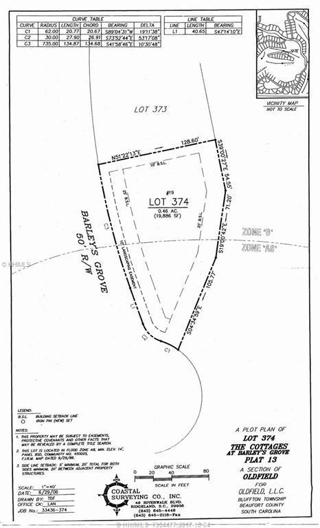 19 Barleys Grove, Okatie, SC 29909