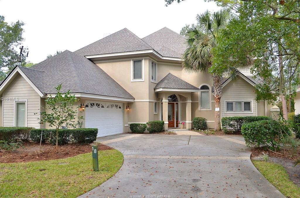18 Brewton Court, Hilton Head Island, SC 29926
