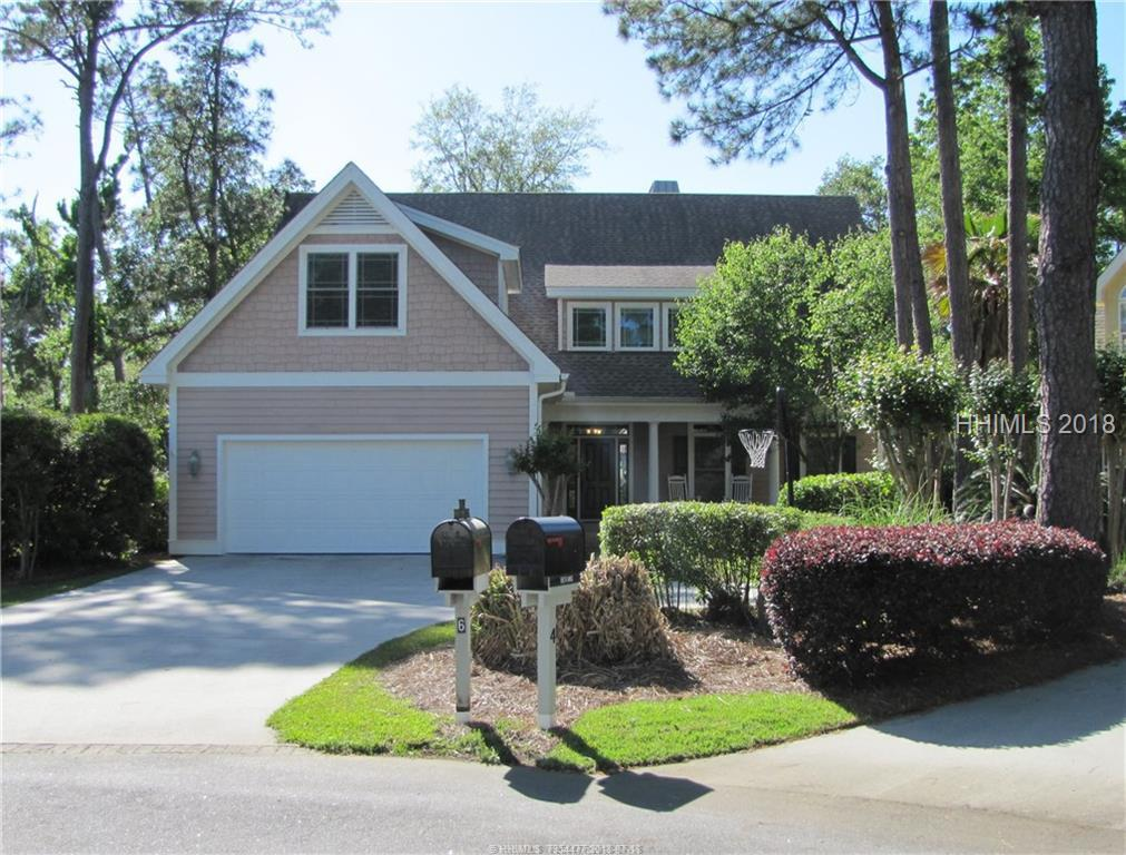 6 Tucker Ridge Court, Hilton Head Island, SC 29926