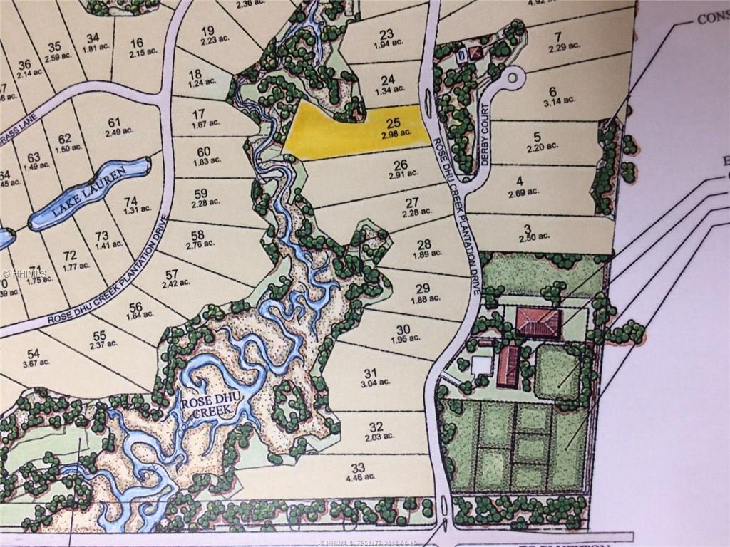 31 Rose Dhu Creek Plantation Drive, Bluffton, SC 29910