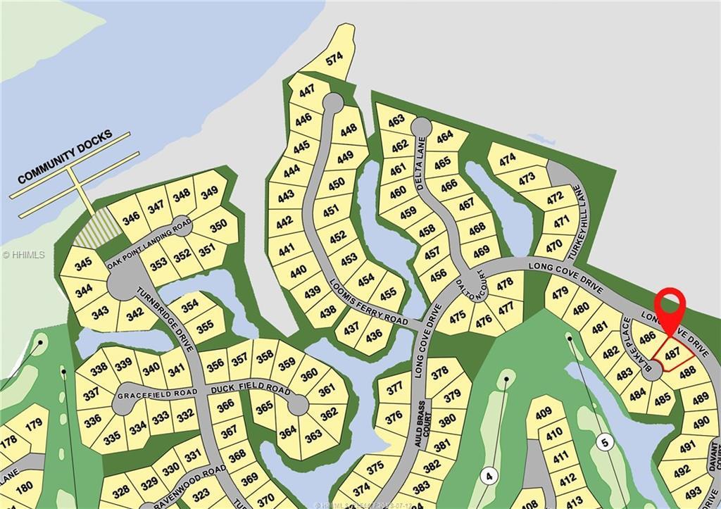 7 Blake Place, Hilton Head Island, SC 29928