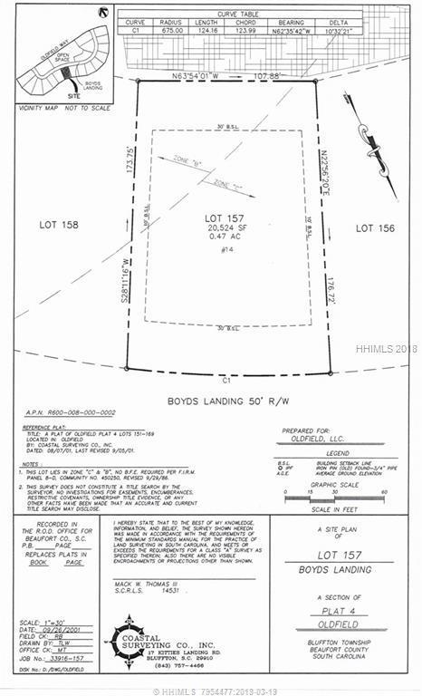14 Boyds Landing, Okatie, SC 29909