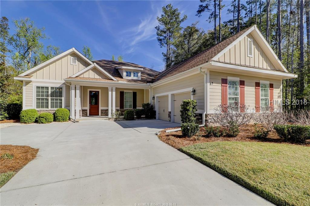 43 Palmetto Cove Court, Bluffton, SC 29910