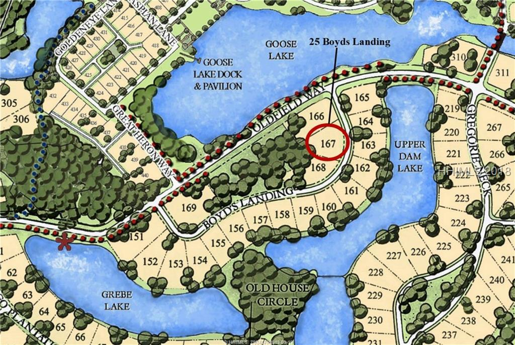 25 Boyds Landing, Okatie, SC 29909