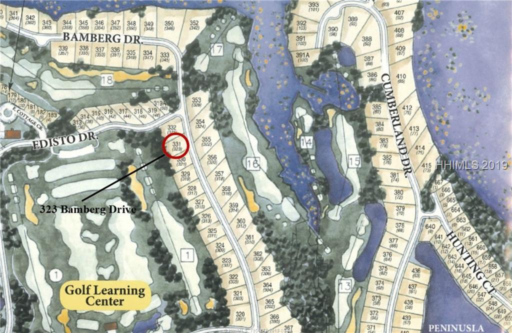 323 Bamberg Drive, Bluffton, SC 29910