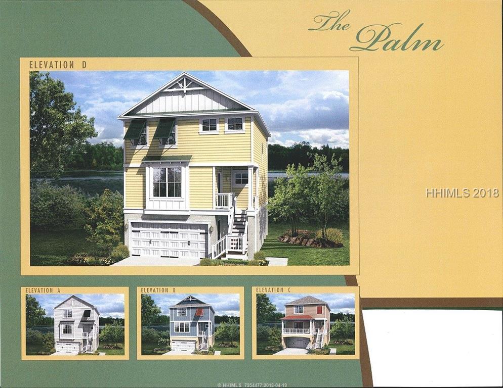 42 Hammock Oaks Circle, Hilton Head Island, SC 29926