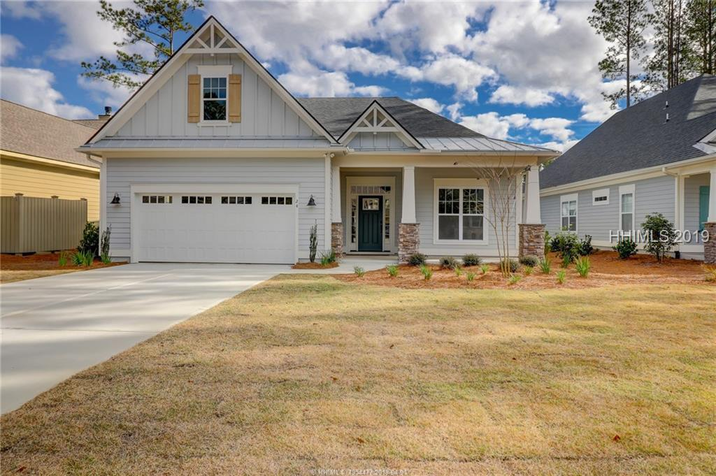 24 Sweet Marsh Court, Bluffton, SC 29910