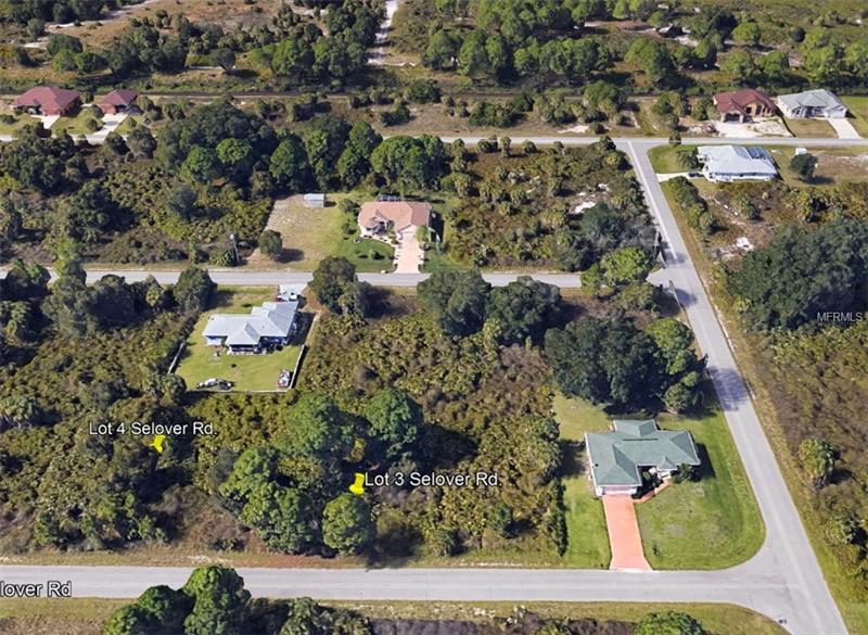 Lot 3 Selover Rd, North Port, FL 34287