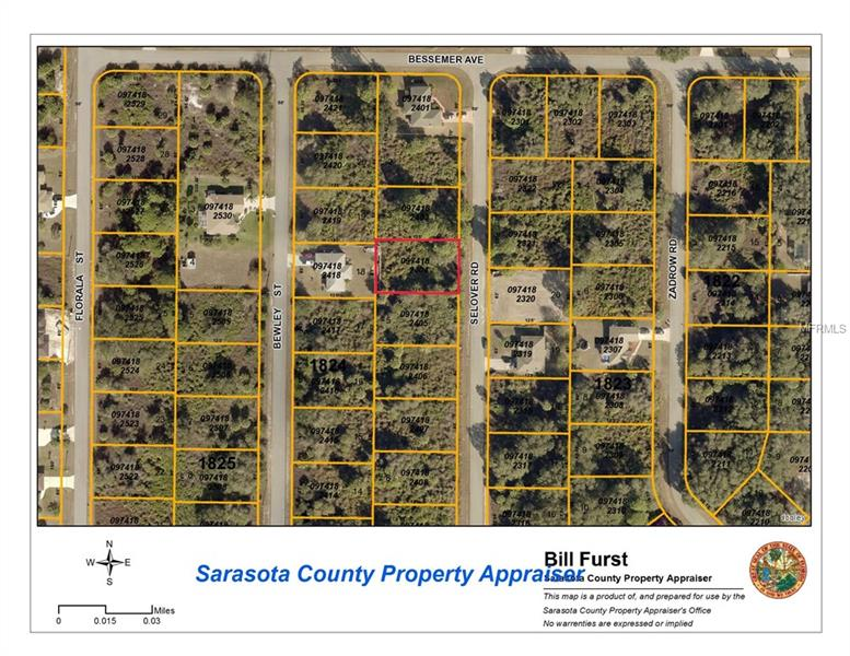 Lot 4 Selover Rd, North Port, FL 34287