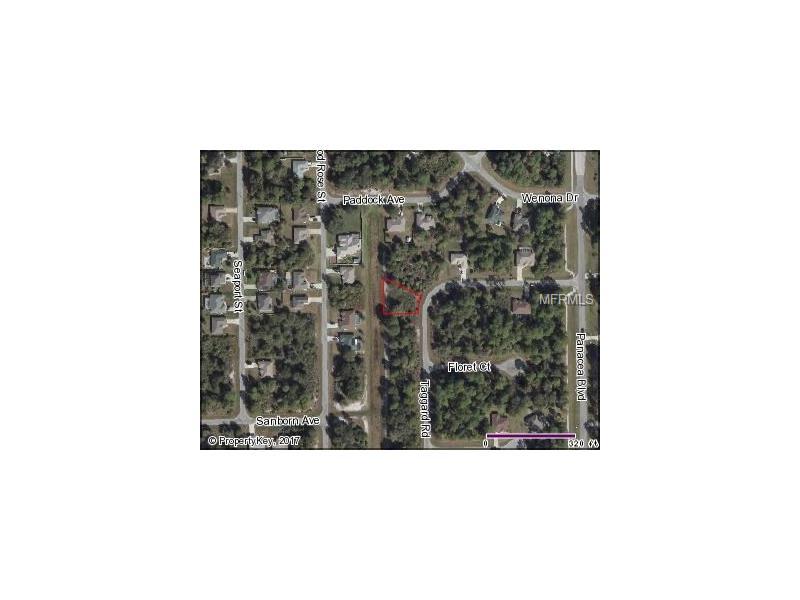 W Taggard Rd, North Port, FL 34288