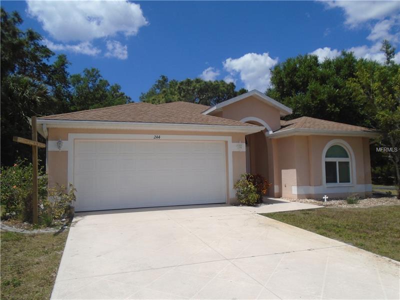 244 Cougar Way, Rotonda West, FL 33947