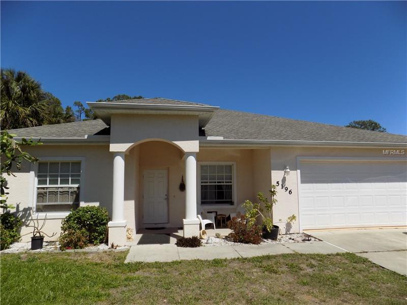 5196 Delight Ave, North Port, FL 34288
