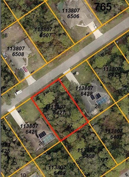 Whitman St, North Port, FL 34288