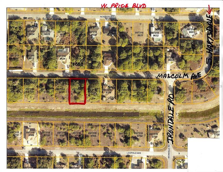 Malcolm Ave, North Port, FL 34287