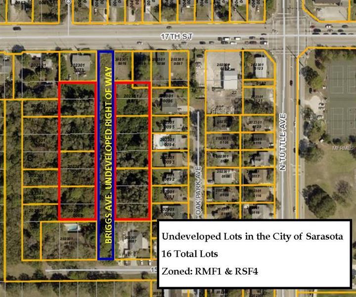 Briggs Ave, Sarasota, FL 34237