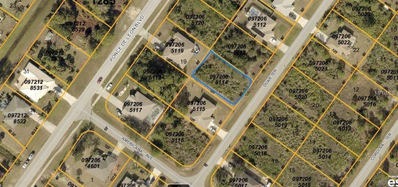 Duar Terrace, North Port, FL 34291