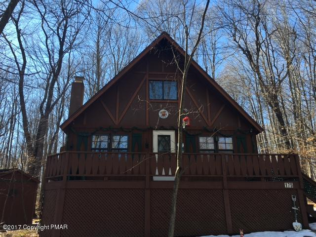 175 Bushkill Dr, Pocono Lake, PA 18347