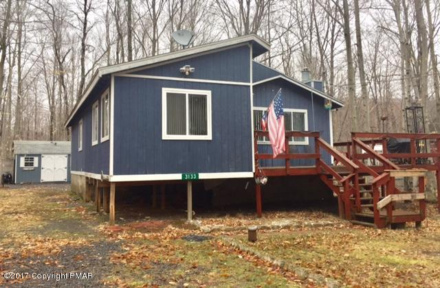 3133 Ogontz, Pocono Lake, PA 18347