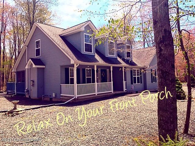213 Choctaw Dr, Pocono Lake, PA 18347