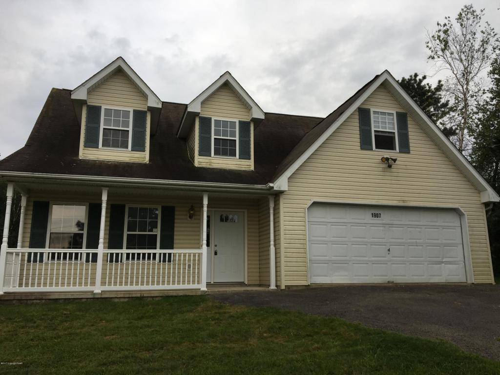 588 Mountain Rd, Albrightsville, PA 18210