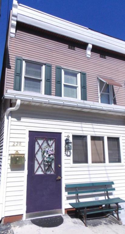 228 Center Ave, Jim Thorpe, PA 18229