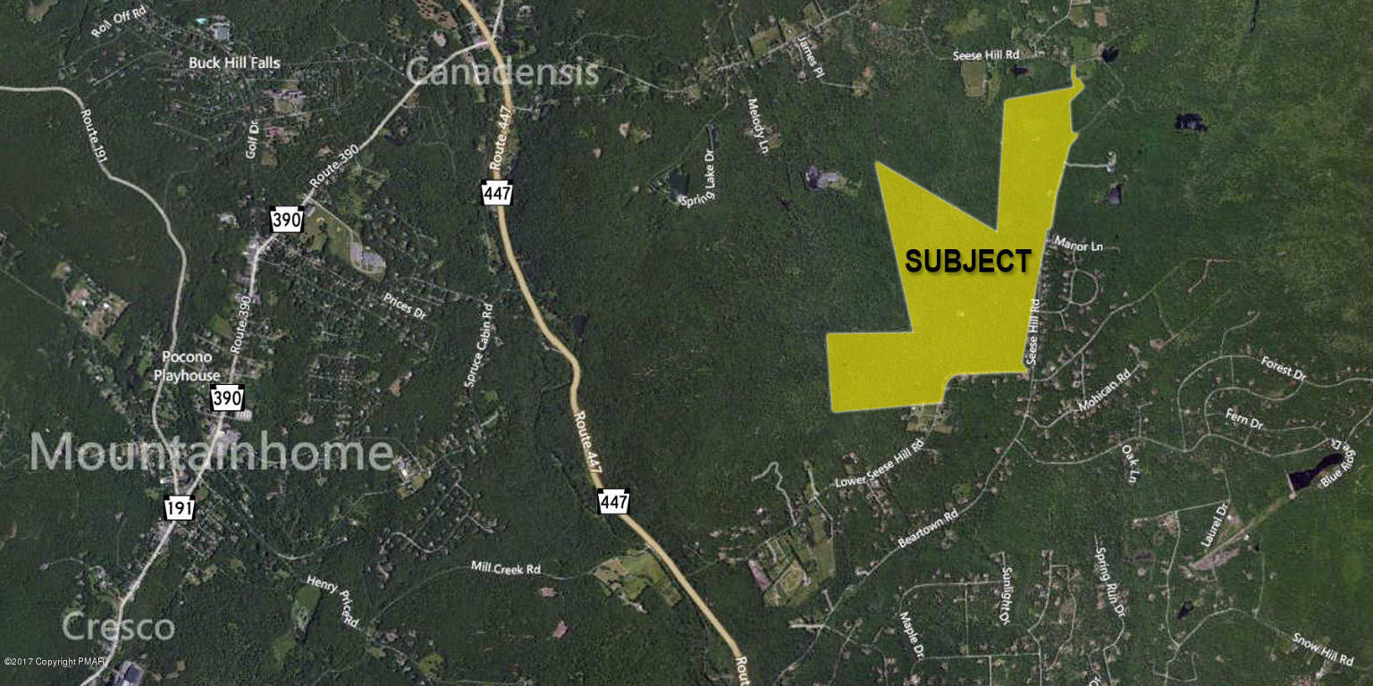 Lower Seese Hill Rd, Canadensis, PA 18325