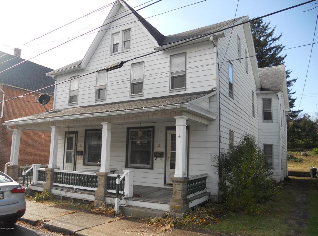 36 38 N 4th St, Bangor, PA 18013