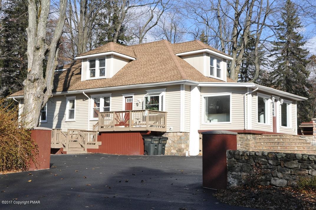 14 & 16 Knob Road, Mount Pocono, PA 18344