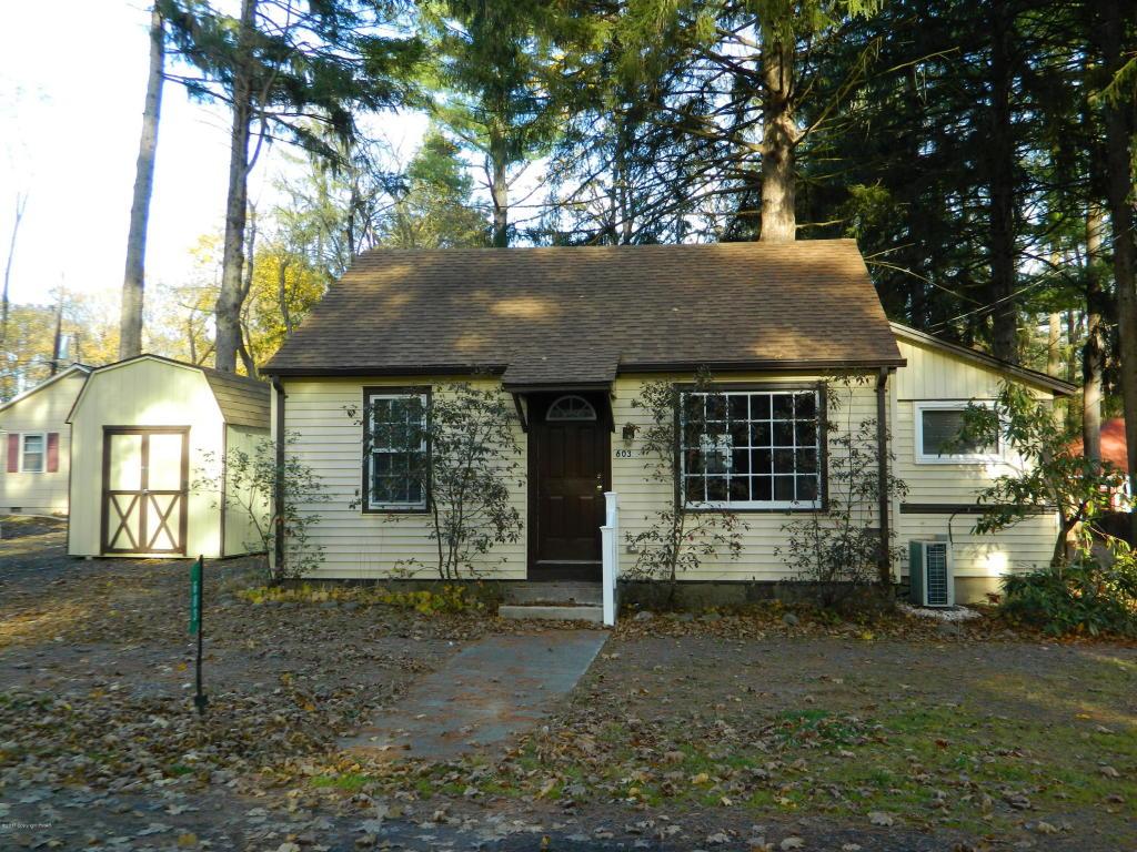 603 Mccabe Ln, Saylorsburg, PA 18353
