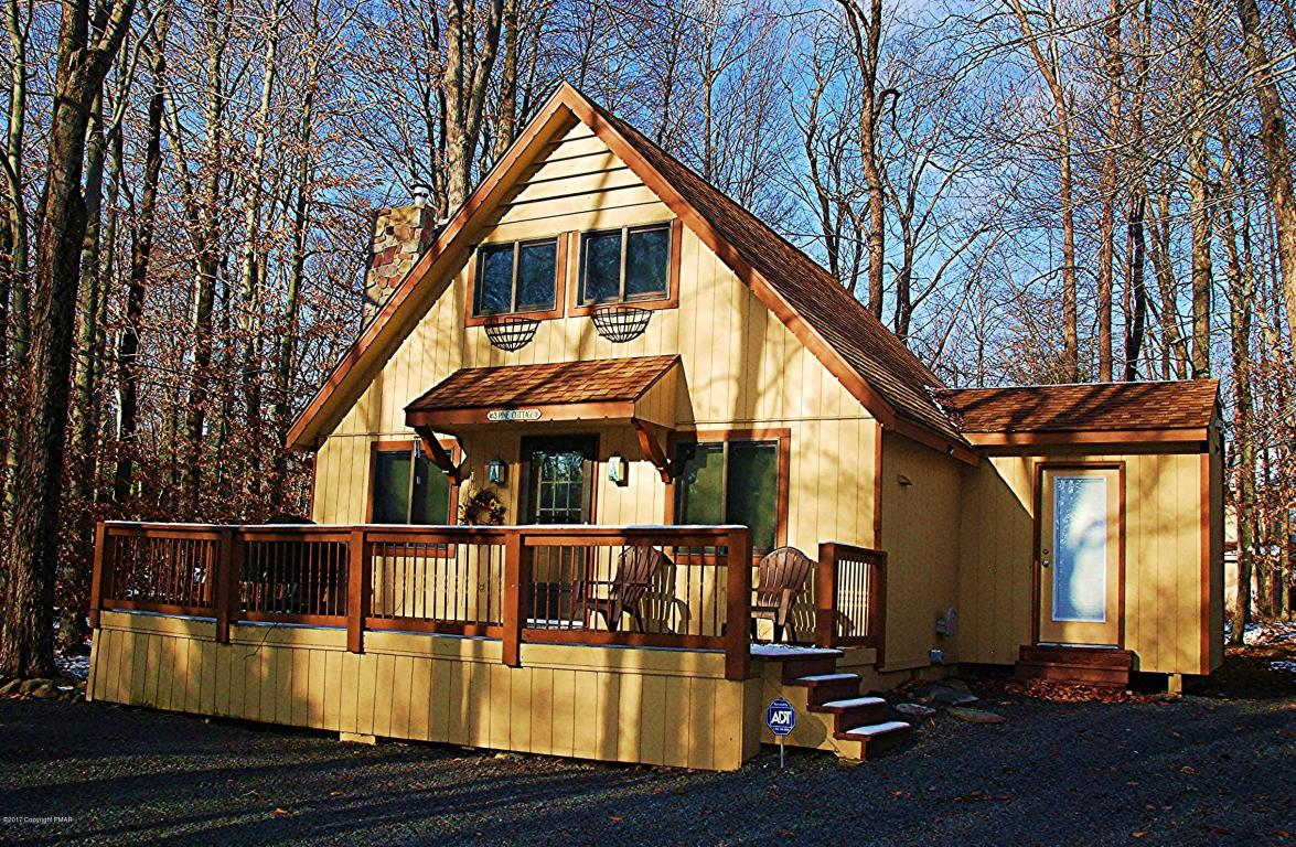 1109 Deer Run, Pocono Pines, PA 18350
