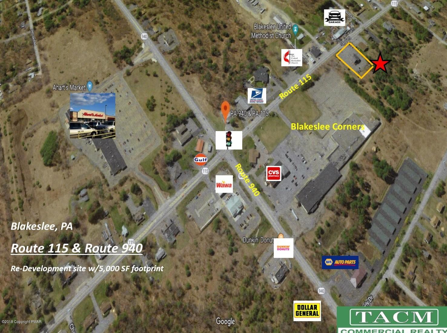5716 Route 115, Blakeslee, PA 18610