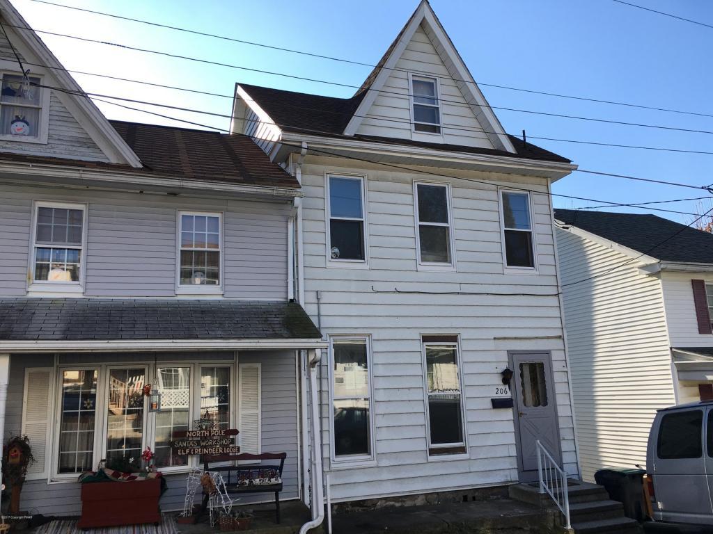 206 Clay Street, Tamaqua, PA 18252
