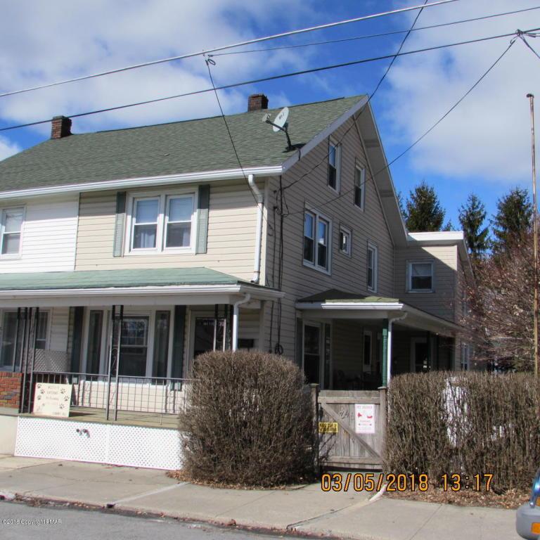 246 W Ludlow St, Summit Hill, PA 18250