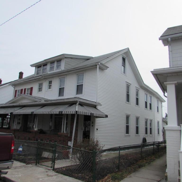 123 W Holland St, Summit Hill, PA 18250
