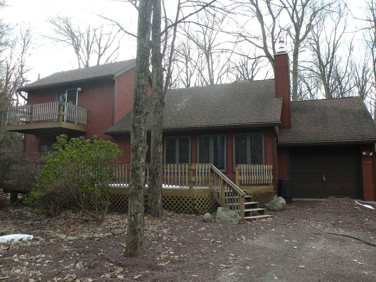494 Moseywood Rd, Lake Harmony, PA 18624