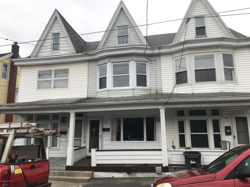 34 N Broad Mountain Avenue, Frackville, PA 17931