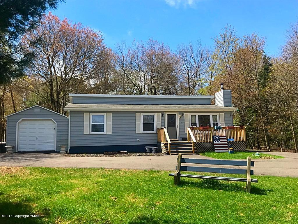 492 Mountain Rd, Albrightsville, PA 18210