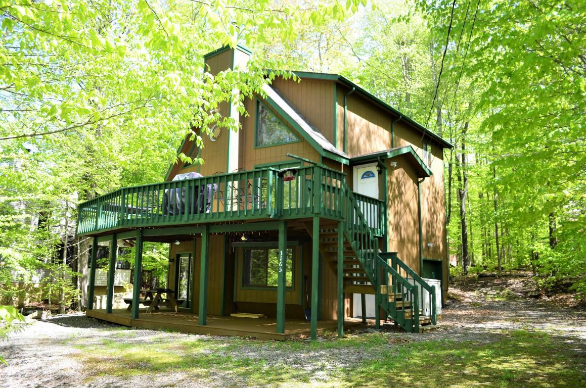 3165 Ogontz Dr, Pocono Lake, PA 18347
