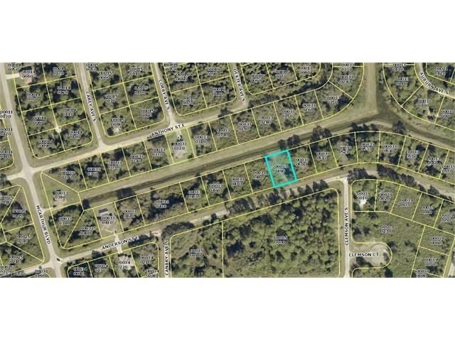 1021 Anderson St, Lehigh Acres, FL 33974