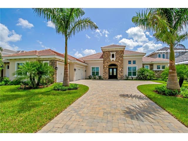 11872 Via Salerno Way, Miromar Lakes, FL 33913