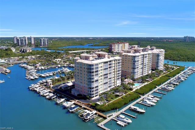 445 Dockside Dr 404, Naples, FL 34110