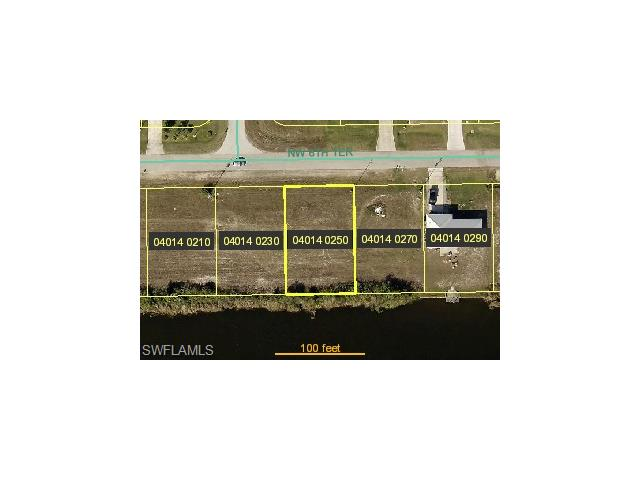 2536 Nw 6th Ter, Cape Coral, FL 33993