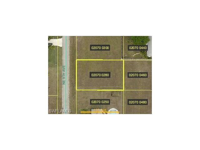 1409 Ne 9th Ave, Cape Coral, FL 33909