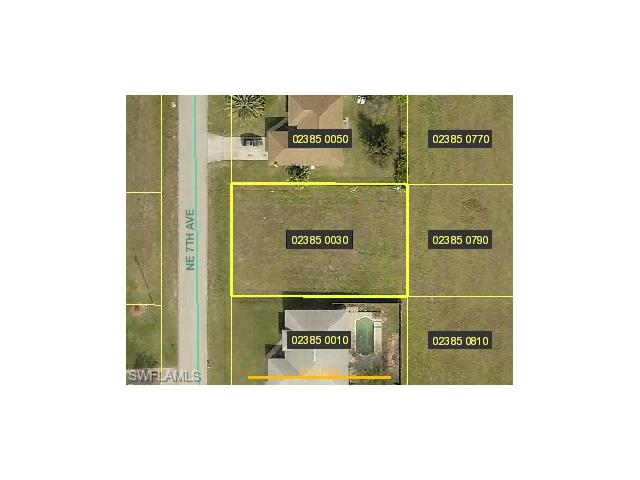 743 Ne 7th Ave, Cape Coral, FL 33909