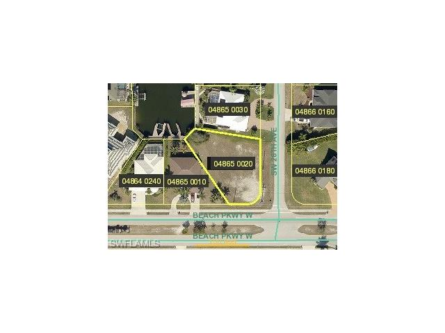 2809 Beach Pky W, Cape Coral, FL 33914